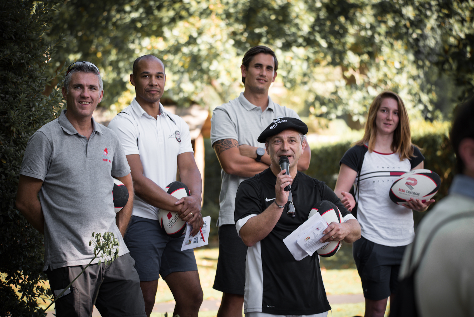 open rugby golf 2019 organise par inter reseaux pays basque irpb golf chantaco 21